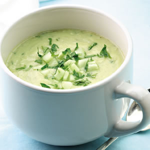 chilledcucumbersoup