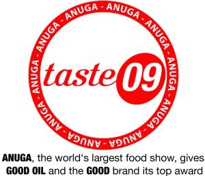 Anuga Award logo