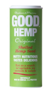 Shelled Hemp seed from GOOD